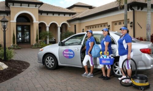 Full-Service Cleaning | Sarasota FL | Go Housemaids