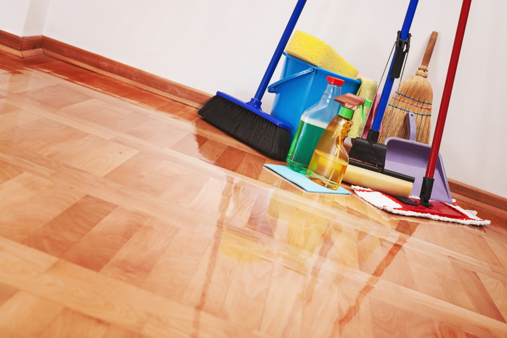 Hardwood Floor Cleaning Tips | Sarasota Maid Services