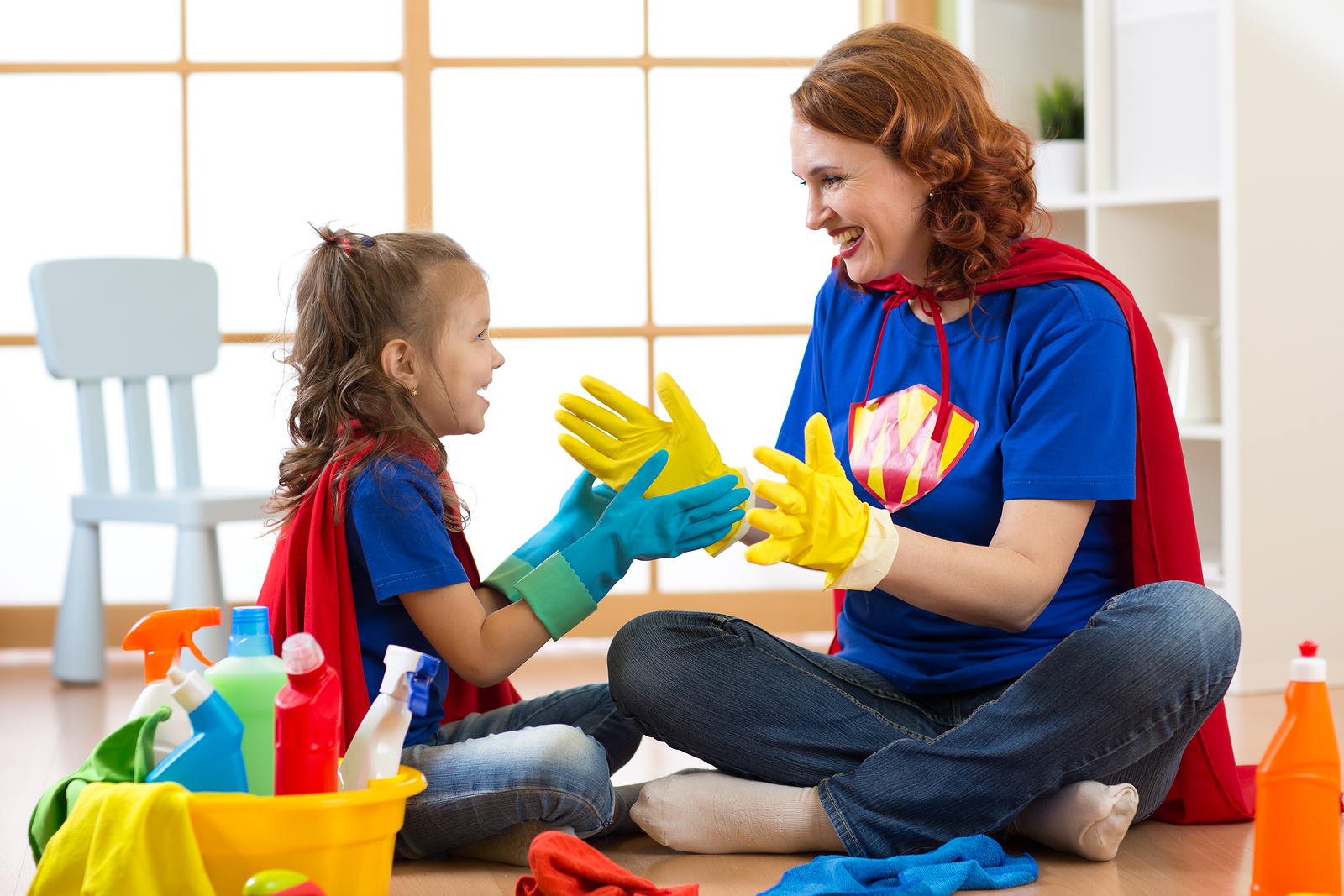 End of School-Year Cleanup in Sarasota FL   Go HouseMaids