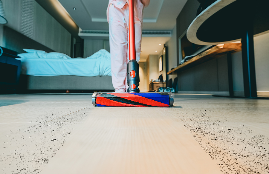 Often Overlooked Cleaning in Your Home