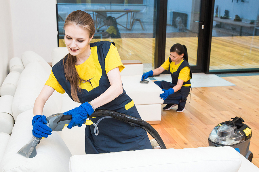 Homes with High-Value Items Need Highly Skilled Professionals to Clean Them